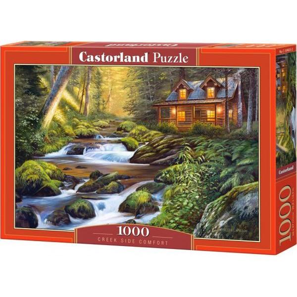 Puzzle Castorland 1000 Creek Side Comfort