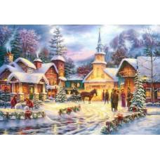Puzzle Castorland 1500 Chuck Pinson : Faith runs deep