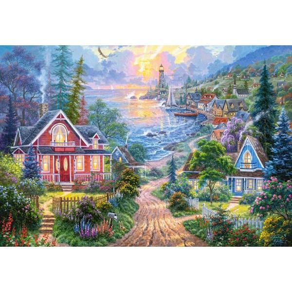 Puzzle Castorland 1500 Coastal Living