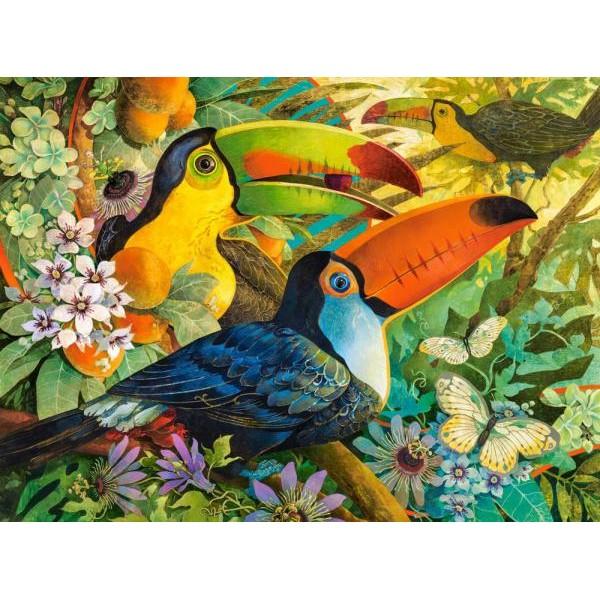 Puzzle Castorland - 3000 de piese - David Galchutt : Interlude
