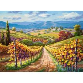 Puzzle Castorland 3000 Vineyard Hill