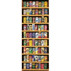 Puzzle Educa 2000 Soft Drink Cans