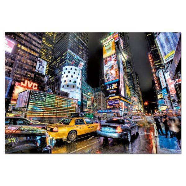 Puzzle Educa - Times Square New York 1000 piese
