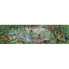 Puzzle Educa - Wild Life 33600 piese (16066)
