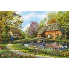 Puzzle Educa - Dominic Davison: Cottage 5000 piese (16356)