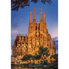 Puzzle Educa - Sagrada Familia 1000 piese