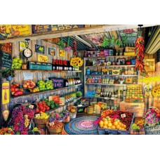 Puzzle Educa - Aimee Stewart: The Farmers Market 2000 piese