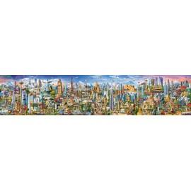 Puzzle Educa - Around the world 42000 piese (17570)