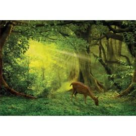 Puzzle Educa - Pequeno Ciervo 500 piese