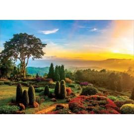 Puzzle Educa - Beautiful Garden 1.000 piese (17968)