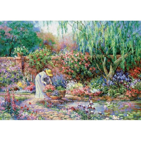 Puzzle Educa 300 piese XXL Her Garden