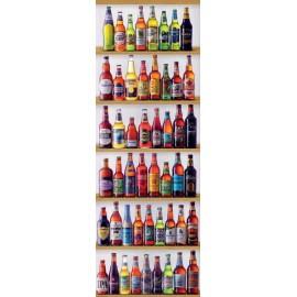 Puzzle Educa 2.000 Panoramic World Beers