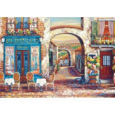 Puzzle Educa 4000 Le Petit Cafe