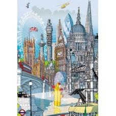Puzzle Educa 200 piese London