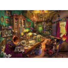 Puzzle Educa - Enigmatic Antic Attic 500 piese
