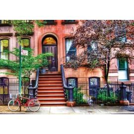 Puzzle Educa - Greenwich Village 1500 piese