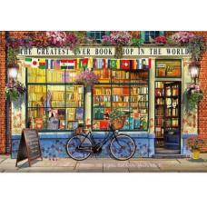Puzzle Educa 5000 Greatest bookshop in the world
