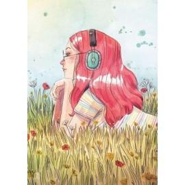 Puzzle Educa - Esther Lili: June 1000 piese (19030)