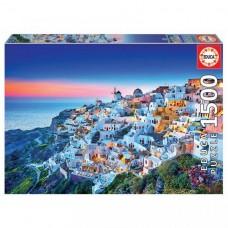 Puzzle Educa - Santorini 1500 piese