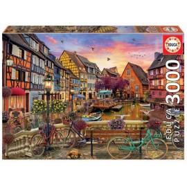 Puzzle Educa - Colmar 3000 piese (19051)