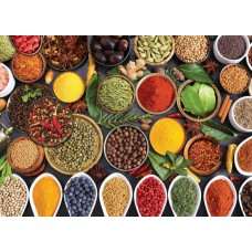Puzzle 1000 piese - Spicy Table (Eurographics-6000-5624)