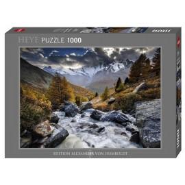 Puzzle Heye - Rafael Rojas: Mountain Stream 1.000 piese (51791)