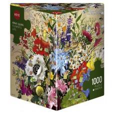 Puzzle Heye - Marino Degano: Flower's Life 1.000 piese (57743)