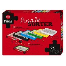 Cutie pentru sortat puzzler 6 buc. (43658)