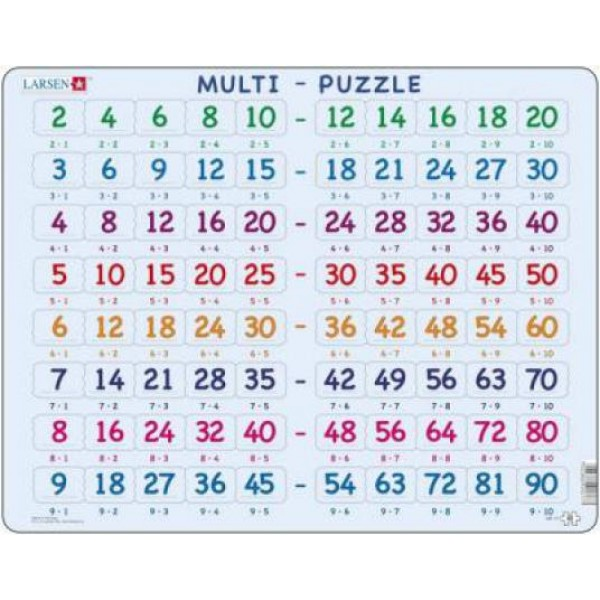Puzzle Larsen AR17 - Multi-puzzle