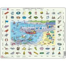 Puzzle Larsen EN3 - Learning english (EN)