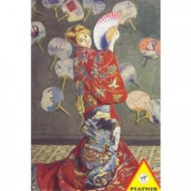 Puzzle Piatnik - 1000 de piese - Monet - La Japonaise