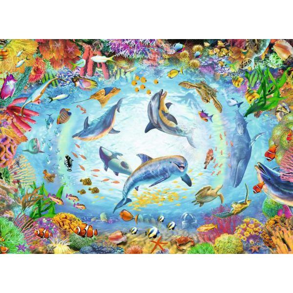 Puzzle Ravensburger 500 Ocean