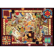 Puzzle Ravensburger 1000 Kate Ward Thacker: Jocuri Antice
