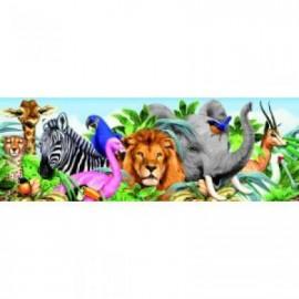 Puzzle Schmidt - 1000 de piese - Panorama Animals