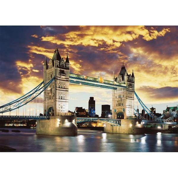 Puzzle Schmidt - 1000 de piese - Tower Bridge, London