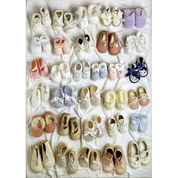Puzzle Schmidt - 500 de piese - Baby shoe