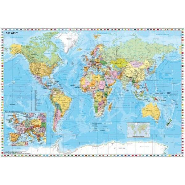 Puzzle Schmidt - 1500 de piese - THE WORLD