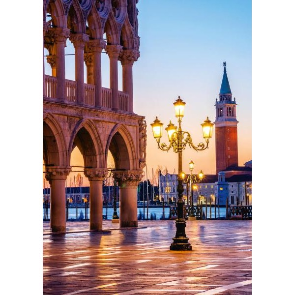 Puzzle Schmidt - An Evening at the Piazzetta Venice 500 piese (58320)