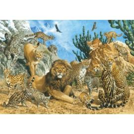 Puzzle Schmidt 500 Big Cats