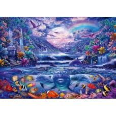Puzzle Schmidt 1000 Moonlight oasis
