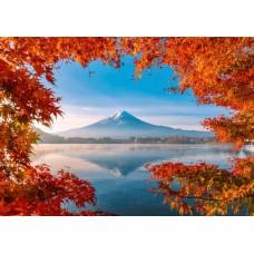 Puzzle Schmidt 1000 Autumn splendor of Mount Fuji