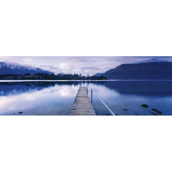 Puzzle Schmidt - 1000 de piese - Lake Wakatipu New Zealand