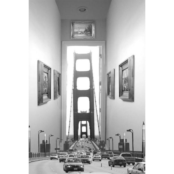 Puzzle Schmidt - Thomas Barbey: Drive Thru Gallery 500 piese (59506)