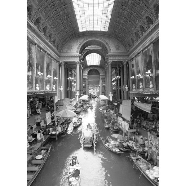 Puzzle Schmidt - Thomas Barbey: Indoor Canal 1.000 piese (59509)
