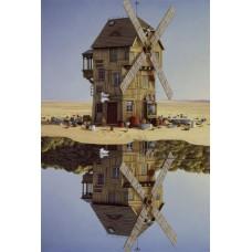 Puzzle Schmidt - Jacek Yerka: Reflectii 500 piese (59510)