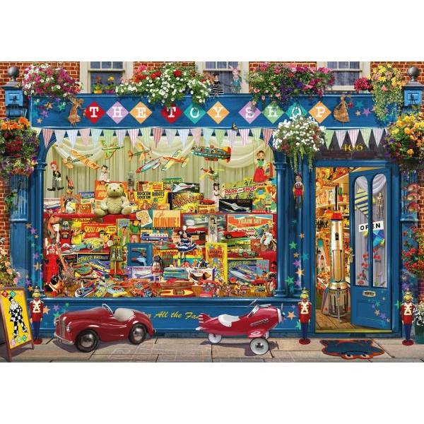 Puzzle Schmidt 1000 Garry Walton: Toy Store