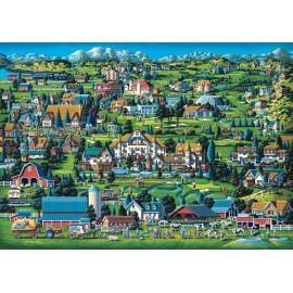 Puzzle Schmidt 1000 Eric Dowdle: Midway