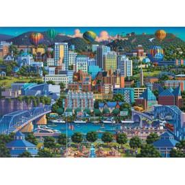 Puzzle Schmidt 1000 Eric Dowdle: Chattanoga