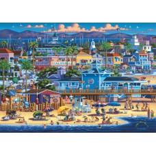 Puzzle Schmidt 1000 Eric Dowdle: Newport