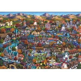 Puzzle Schmidt 1000 Eric Dowdle: Solvang